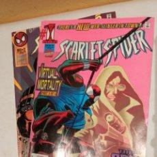 Fumetti: SCARLET SPIDER #1 Y #2 1995 MARVEL COMICS USA. Lote 260603220