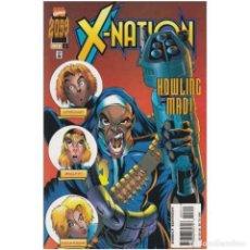Cómics: X-NATION 2099 #3. MARVEL COMICS.. Lote 260821900