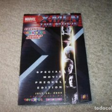 Cómics: SPECIAL TOYS R'US X-MEN: THE MOVIE GIVEAWAY MARVEL.. Lote 260827750