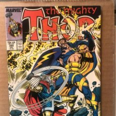 Cómics: THE MIGHTY THOR 386. MARVEL COMICS.. Lote 260830505