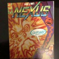 Cómics: NEXUS 60 STEVE RUDE MIKE BARON FIRST COMICS 1989. Lote 260833205