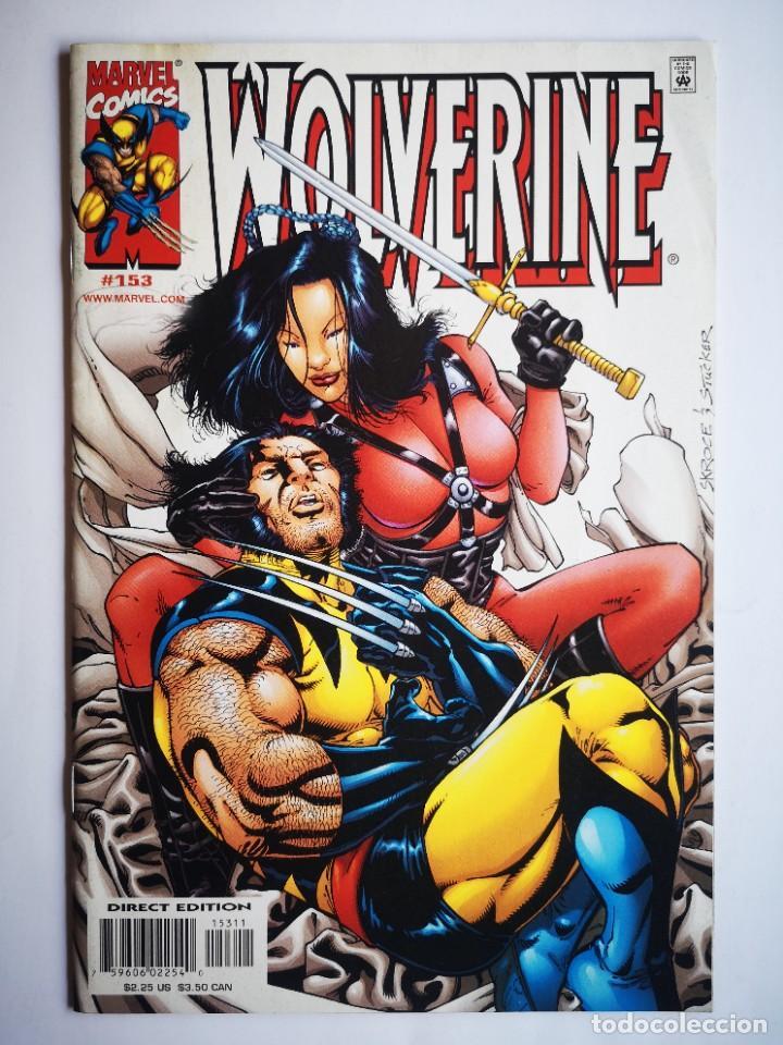 WOLVERINE 153 - MARVEL USA - 2000 (Tebeos y Comics - Comics Lengua Extranjera - Comics USA)