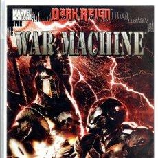Cómics: MARVEL DARK REIGN WAR MACHINE #3 ( APR., 2009 ). Lote 261212625