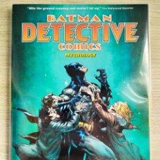 Cómics: BATMAN DETECTIVE COMICS TPB BY PETER J. TOMASI VOLUME 1 MYTHOLOGY EN INGLÉS RÚSTICA DC COMICS. Lote 261526150