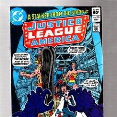 Fumetti: JUSTICE LEAGUE OF AMERICA 202 - DC 1982 VFN-. Lote 261897020