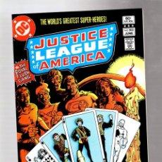 Fumetti: JUSTICE LEAGUE OF AMERICA 203 - DC 1982 VFN/NM. Lote 261897200