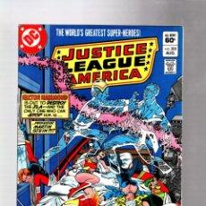 Fumetti: JUSTICE LEAGUE OF AMERICA 205 - DC 1982 VFN. Lote 261897465