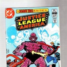 Fumetti: JUSTICE LEAGUE OF AMERICA 206 - DC 1982 VFN/NM. Lote 261897555