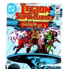 Cómics: LEGION OF SUPER-HEROES 287 - DC 1982 VFN / INICIO DE LA ETAPA DE KEITH GIFFEN. Lote 261908505