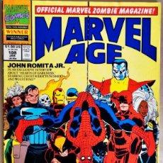 Cómics: MARVEL AGE VOL 1# 108 ENERO 1992. Lote 261942060