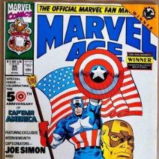 Cómics: MARVEL AGE VOL 1# 95 DICIEMBRE 1992. Lote 261942270