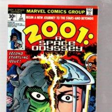 Cómics: 2001 A SPACE ODYSSEY 2 - MARVEL 1977 VFN/NM / JACK KIRBY. Lote 262351495