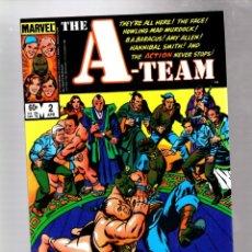 Cómics: A-TEAM 2 - MARVEL 1984 VFN/NM. Lote 262351765