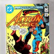 Cómics: ACTION COMICS 506 SUPERMAN - DC 1980 FN. Lote 262352140