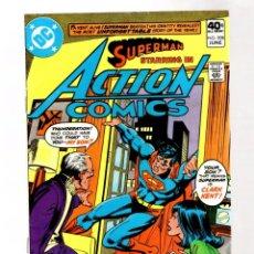 Cómics: ACTION COMICS 508 SUPERMAN - DC 1980 FN+. Lote 262352340
