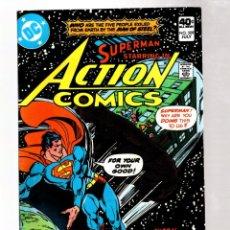 Cómics: ACTION COMICS 509 SUPERMAN - DC 1980 VFN GIANT SIZE. Lote 262352760