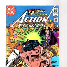 Cómics: ACTION COMICS 540 SUPERMAN - DC 1983 VFN+ / MARV WOLFMAN & GIL KANE. Lote 262354770