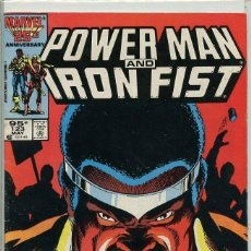 Cómics: POWER MAN AND IRON FIST #123 MARVEL.. Lote 262378180