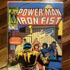 Cómics: POWER MAN AND IRON FIST #122 MARVEL.. Lote 262378730
