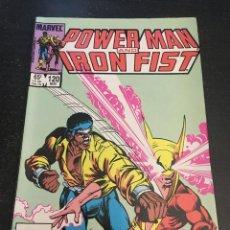 Cómics: POWER MAN AND IRON FIST #120 MARVEL COMICS. Lote 262379385