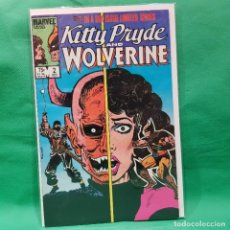 Cómics: KITTY PRYDE AND WOLVERINE 2 - MARVEL 1984 / VFN. Lote 262400415