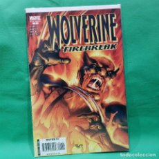 Cómics: WOLVERINE FIREBREAK - MARVEL 2007 / VFN. Lote 262404260