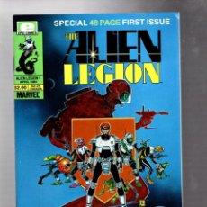 Cómics: ALIEN LEGION 1 - MARVEL EPIC 1984 VFN/NM. Lote 277423368