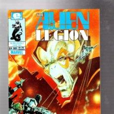 Cómics: ALIEN LEGION 2 - MARVEL EPIC 1984 VFN/NM. Lote 277423408