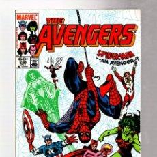 Cómics: AVENGERS 236 - MARVEL 1983 VFN- / SPIDER-MAN... AN AVENGER ?. Lote 262531890