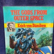 Cómics: COMIC ATLANTIS, MEN AND MONSTERS ERICH VON DANIKEN 1979-29X21,5CMS. Lote 262606700
