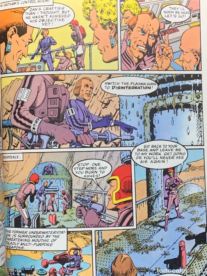 Cómics: COMIC ATLANTIS, MEN AND MONSTERS ERICH VON DANIKEN 1979-29X21,5CMS - Foto 4 - 262606700