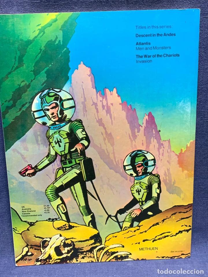 Cómics: COMIC ATLANTIS, MEN AND MONSTERS ERICH VON DANIKEN 1979-29X21,5CMS - Foto 9 - 262606700