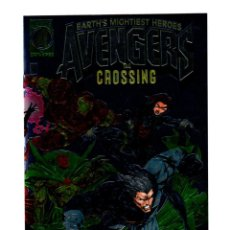 Cómics: AVENGERS THE CROSSING - MARVEL 1995 VFN/NM. Lote 262850170
