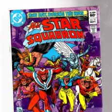 Cómics: ALL STAR SQUADRON 13 - DC 1982 VFN-. Lote 262917020