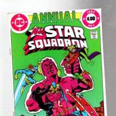 Cómics: ALL STAR SQUADRON ANNUAL 1 - DC 1982 FN/VFN. Lote 262917630