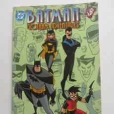 Comics: BATMAN GOTHAM ADVENTURES TPB RÚSTICA 2000 ORIGINAL USA DC E11. Lote 262986440