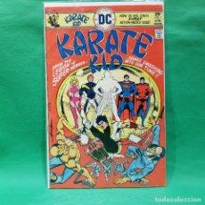 Cómics: KARATE KID 1 - DC 1976 / FN. Lote 263270885