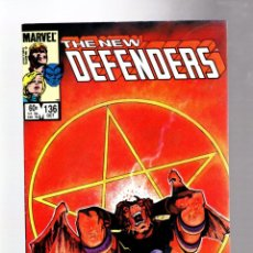 Comics: DEFENDERS 136 NEW - MARVEL 1984 VFN-. Lote 263385760