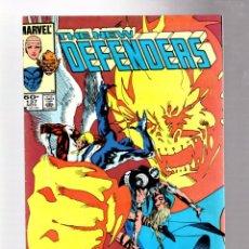 Comics: DEFENDERS 137 NEW - MARVEL 1984 VFN-. Lote 263390735