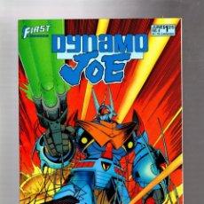 Cómics: DYNAMO JOE 8 - FIRST 1987 VFN. Lote 263540425