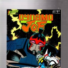 Cómics: DYNAMO JOE 9 - FIRST 1987 VFN. Lote 263540635