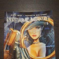 Cómics: COMIC - MADAME MIRAGE Nº 1 - PAUL DINI & KENNETH ROCAFORT - NORMA EDITORIAL. Lote 263584125