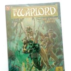 Cómics: WARLORD, THE SAVAGE EMPIRE. RECOPILATORIO DE LA LEGENDARIA SAGA DE MIKE GRELL. Lote 263612080