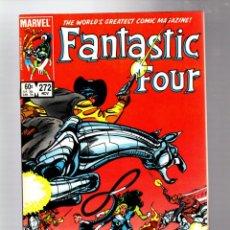 Comics: FANTASTIC FOUR 272 - MARVEL 1984 VFN/NM / JOHN BYRNE. Lote 263890250