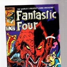 Comics : FANTASTIC FOUR 277 MARVEL 1985 - VFN+ / JOHN BYRNE / DOCTOR STRANGE. Lote 263891720