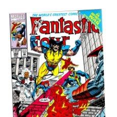 Comics: FANTASTIC FOUR 368 - MARVEL 1992 VFN/NM / INFINITY WAR. Lote 264303188