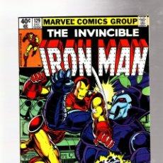 Cómics: IRON MAN 129 - MARVEL 1979 VFN- / DAVID MICHELINIE & SAL BUSCEMA / NICK FURY. Lote 265204029