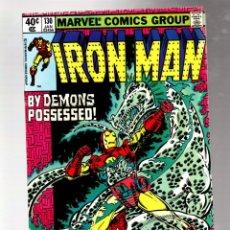 Cómics: IRON MAN 130 - MARVEL 1979 FN/VFN. Lote 265204539
