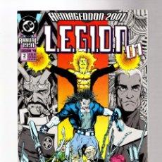 Cómics: LEGION ANNUAL 2 - DC 1991 VFN/NM / LOBO / ARMAGEDDON 2001. Lote 287653848