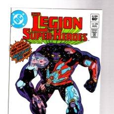 Cómics: LEGION OF SUPER-HEROES 290 - DC 1982 VFN / GREAT DARKNESS SAGA / DARKSEID / KEITH GIFFEN. Lote 265738324